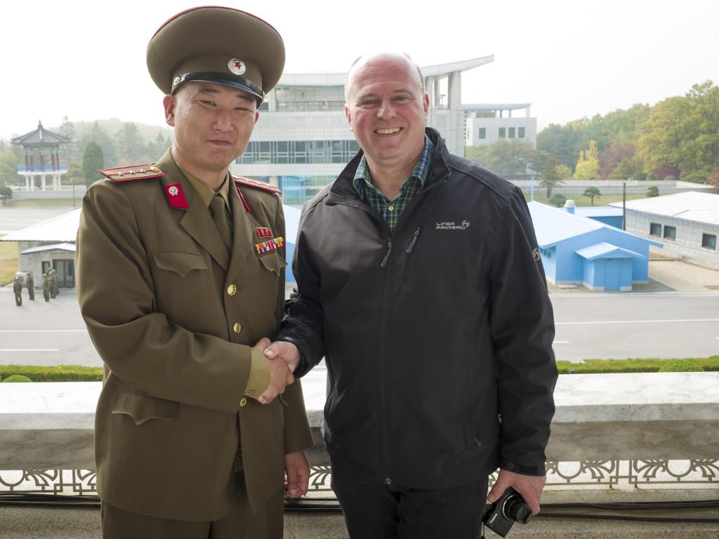 Deutsche In Nordkorea