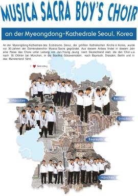 Korea-Konzerte-Plakat-I