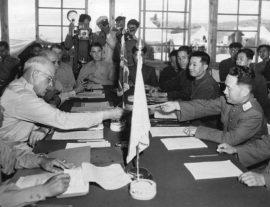 Abkommen Korea