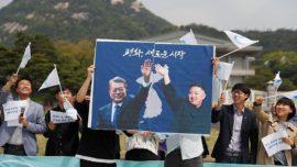 Gipfeltreffen Korea