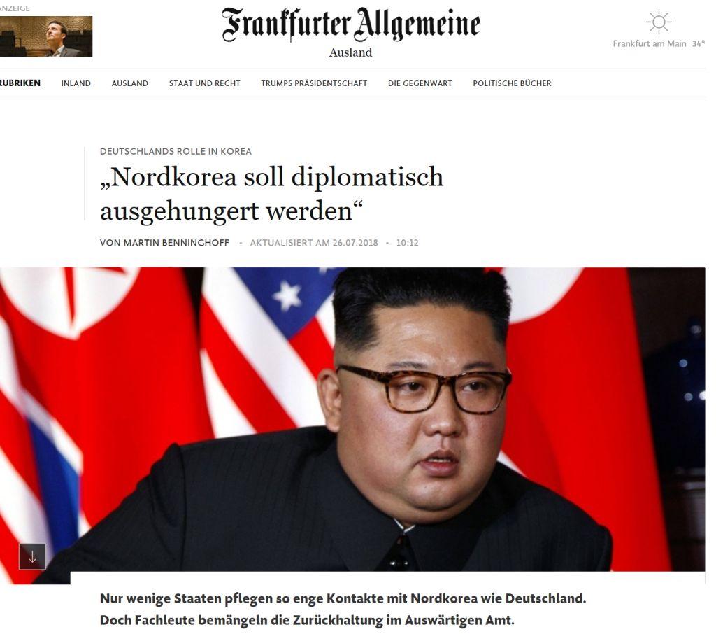 FA Nordkorea